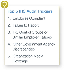 Top IRS Audit Triggers